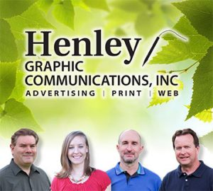 Henley Graphics Logo and Staff