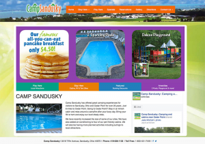 Camp Sandusky Campground