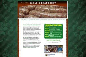 Carle's Bratswurst