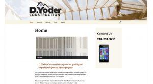 D. Yoder Construction