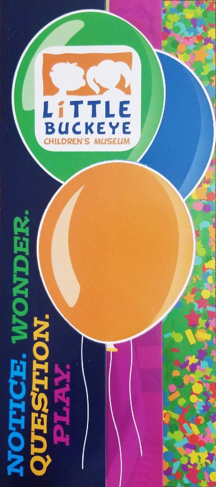 Little Buckeye Children's Museum Brochure