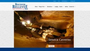 The Bellevue Area Tourism & Visitors Bureau