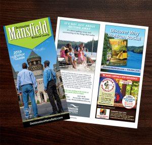 Destination Mansfield Brochure
