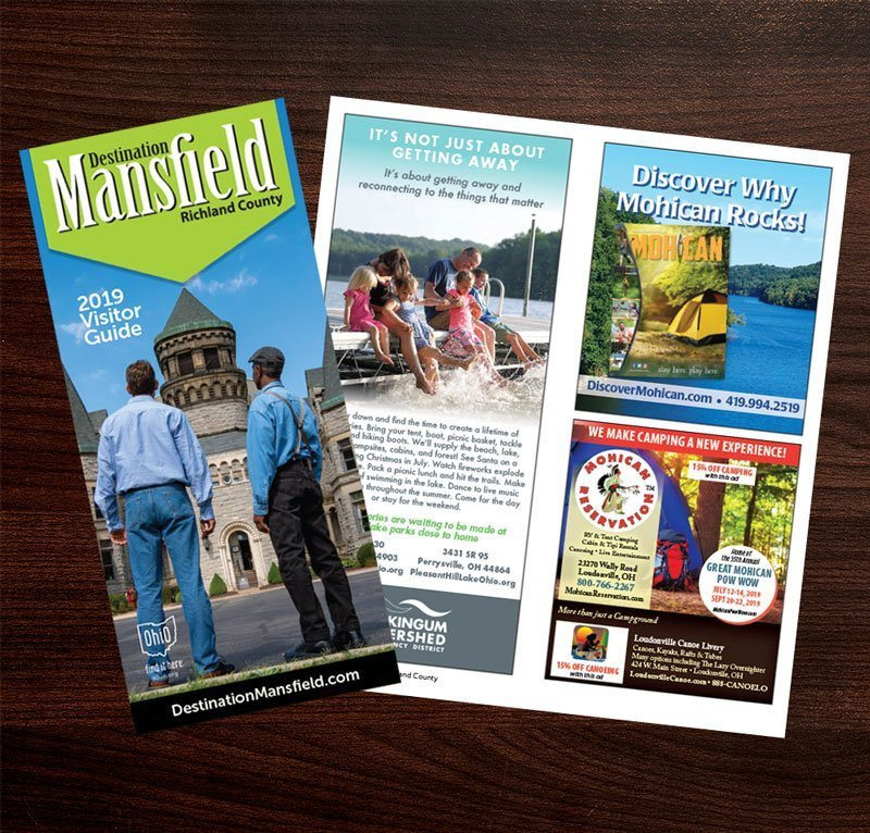 Destination Mansfield Brochure