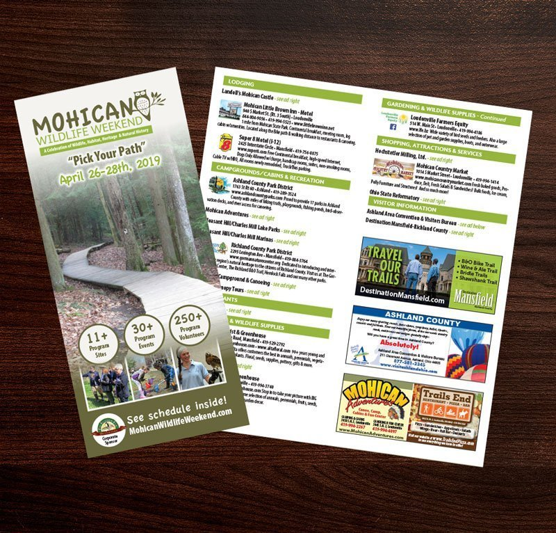 Mohican Wildlife Weekend Brochure