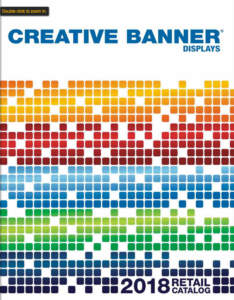 Creative Banner Displays Catalog