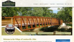 Village of Loudonville, Ohio Website