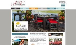 Amish Vault Website