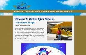 Horizon Lakes Airpark