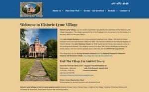 Historic Lyme Village