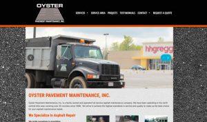 Oyster Pavement Maintenance